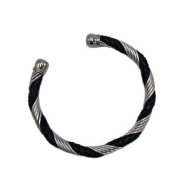 Me482 – Cuff Braided Bracelet
