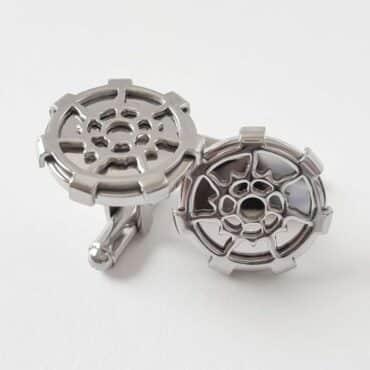 Wheel Cufflinks – Me271