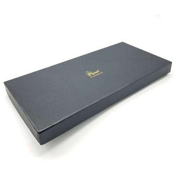 Me899 – Dark blue Slim Tie
