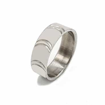 Me986 – Stainless steel Ring