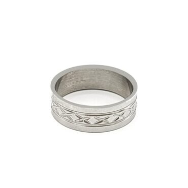 Me983 – Stainless steel Ring