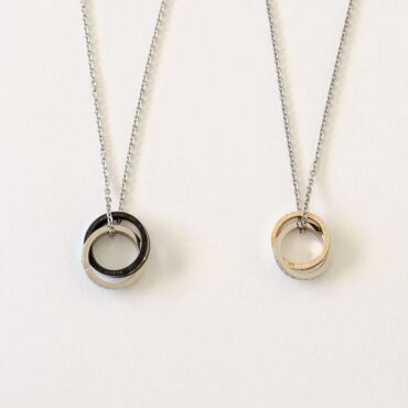 Rings Necklace- Me160