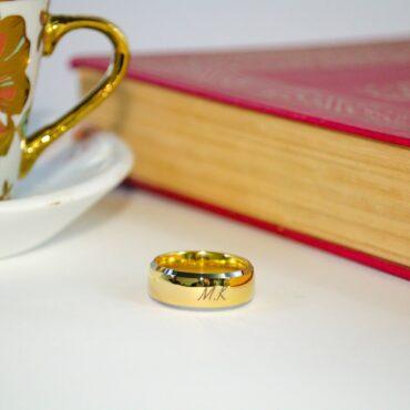 Wedding Ring  – Me013