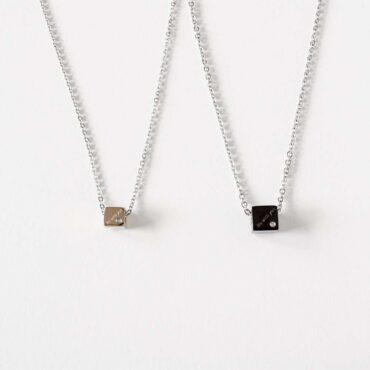 Cube Necklace – Me141