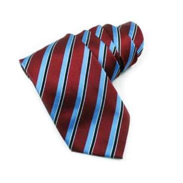 Me887 – Striped Wide Tie