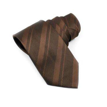 Me891 – Brown Wide Tie