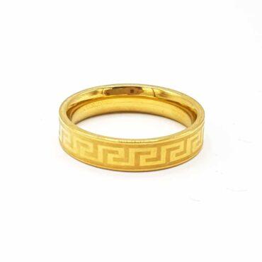 Me824 –  Gold Wedding Ring