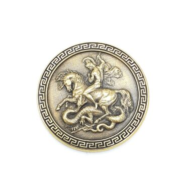 Me1102 – Art Coin Bronze
