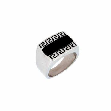 Me799 – Versaceco Rectangle Ring