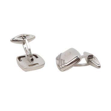 Me666 – Silver Vionka  Cufflinks