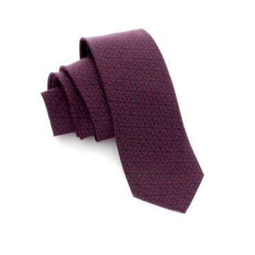 Me896 – Brown Slim Tie