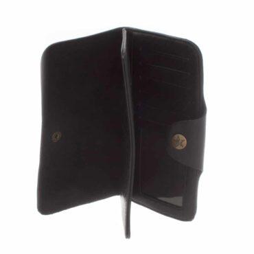 Me916 – محفظة جواز سفر أسود