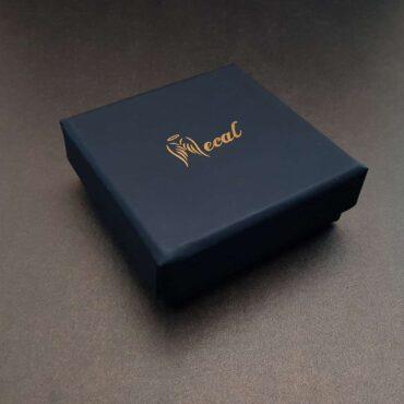 Me390 – Blue Leather Bracelet