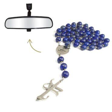 Necklace Blue Lapis  – Me115