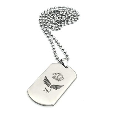 Me1258 – Large Army Necklace