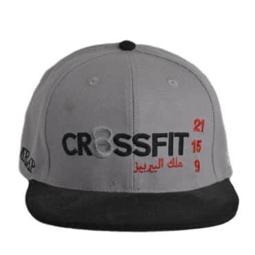 """Me1352 – Cap """"crossfit"""""""