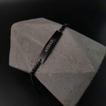 Me1541 – Stainless steel bracelet